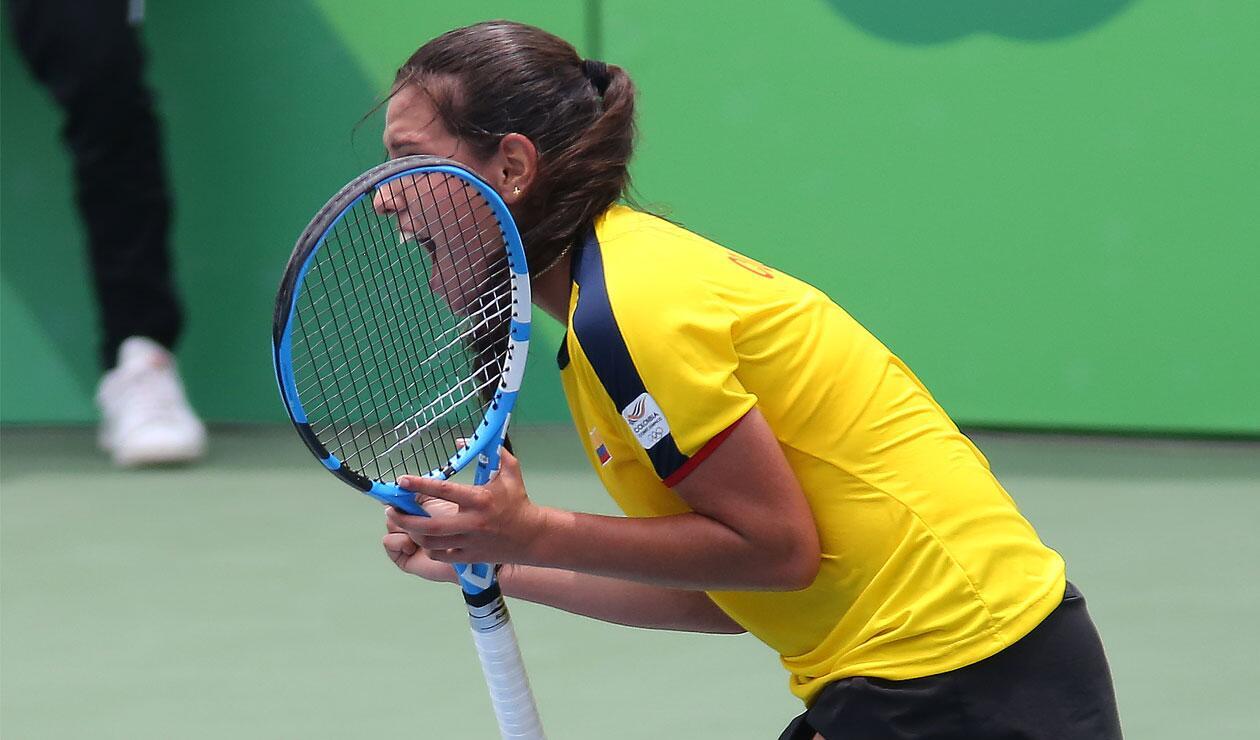 El equipo femenino de tenis logró el oro en los Juegos Centroamericanos y del Caribe Barranquilla 2018