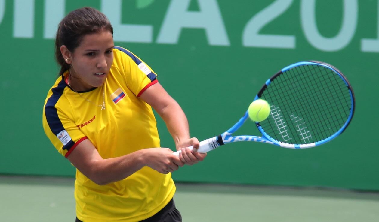 Colombia fue oro por equipos femenino en los Juegos Centroamericanos y del Caribe Barranquilla 2018