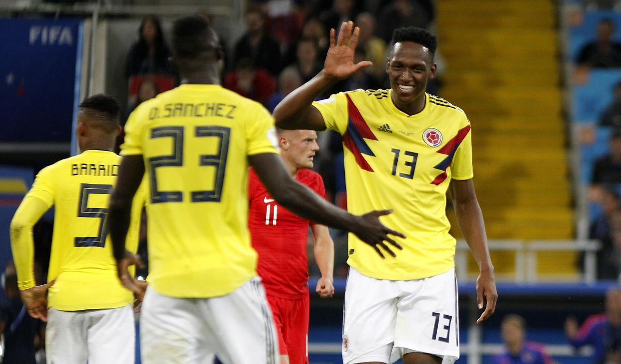 Yerry Mina, es el jugador colombiano número 18 en disputar la Premier