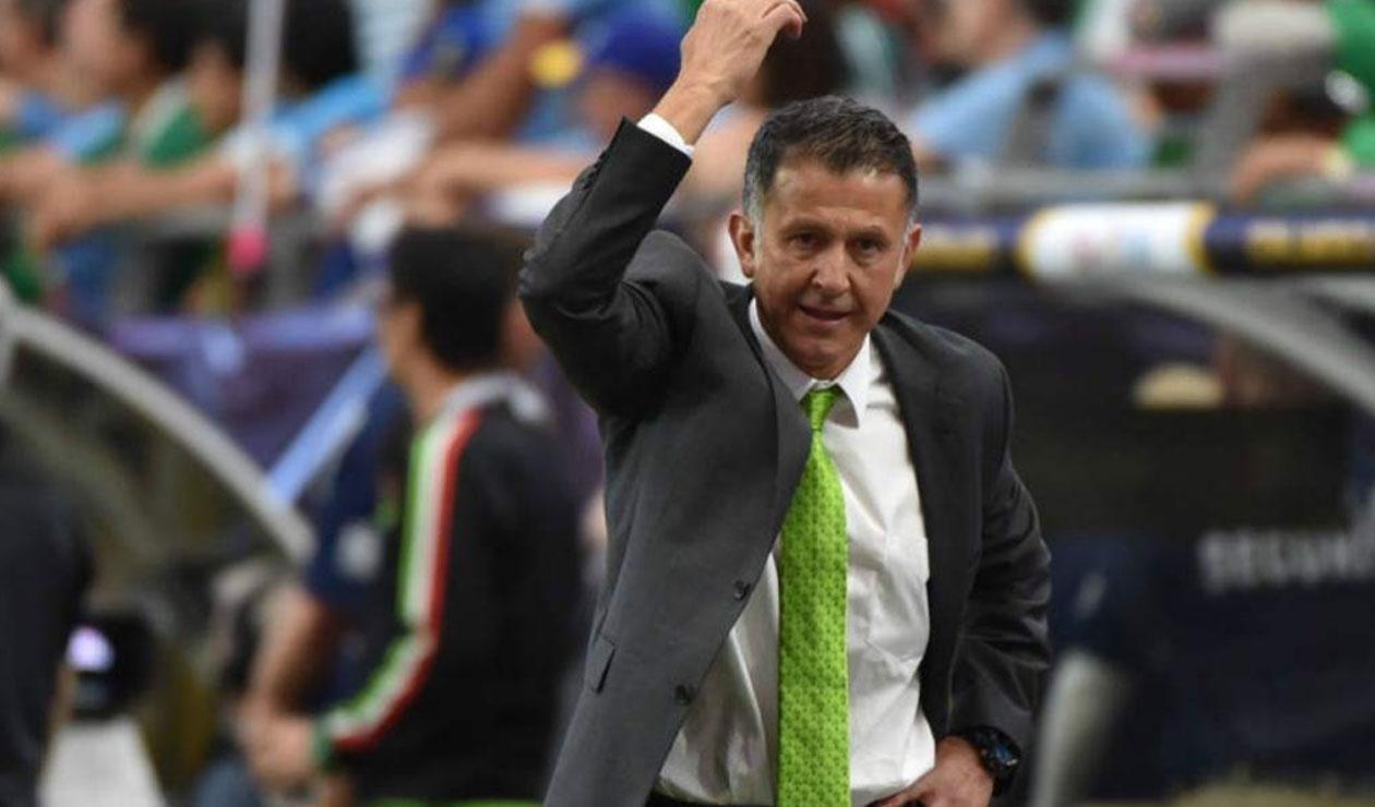 Juan Carlos Osorio, DT colombiano