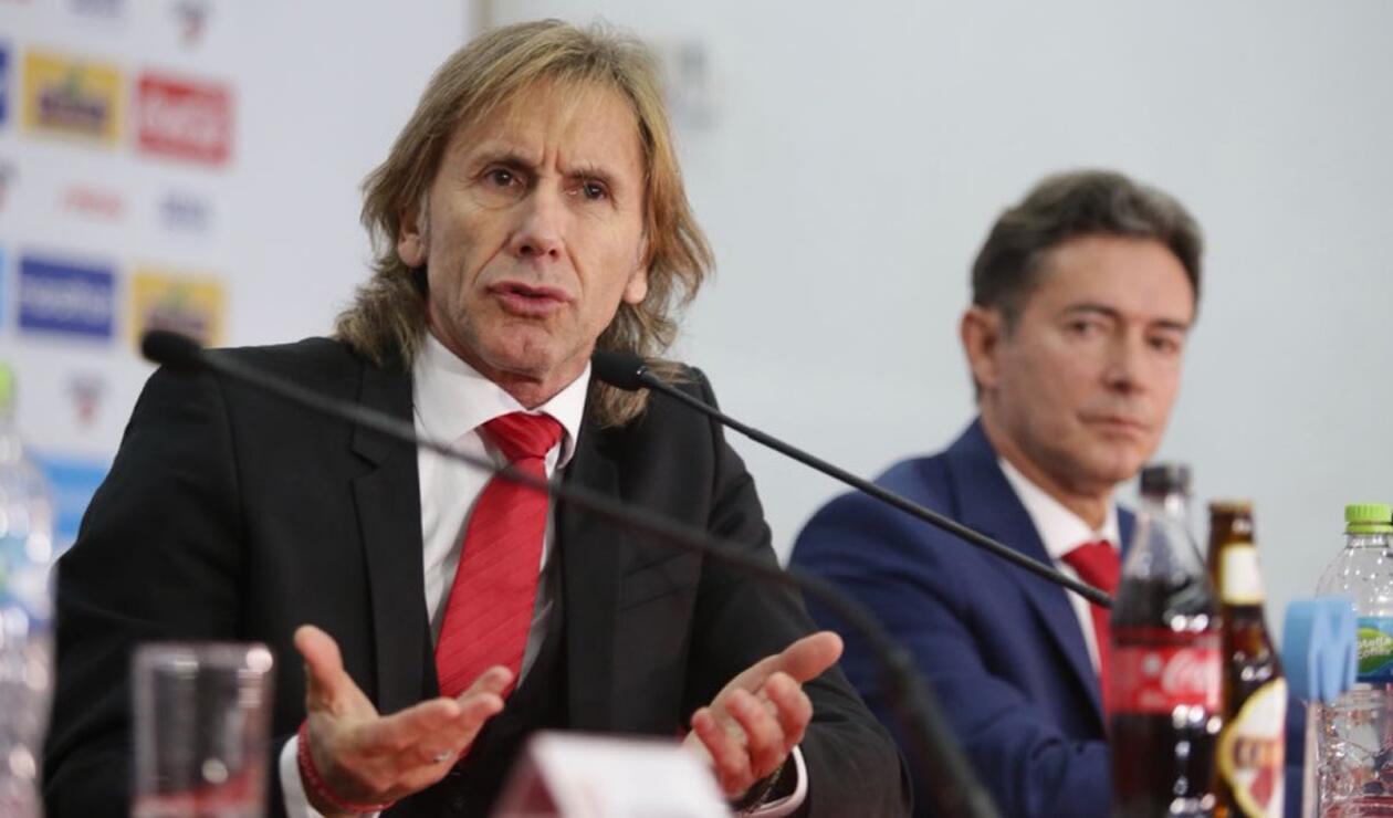 Ricardo Gareca renovación con selección de Perú