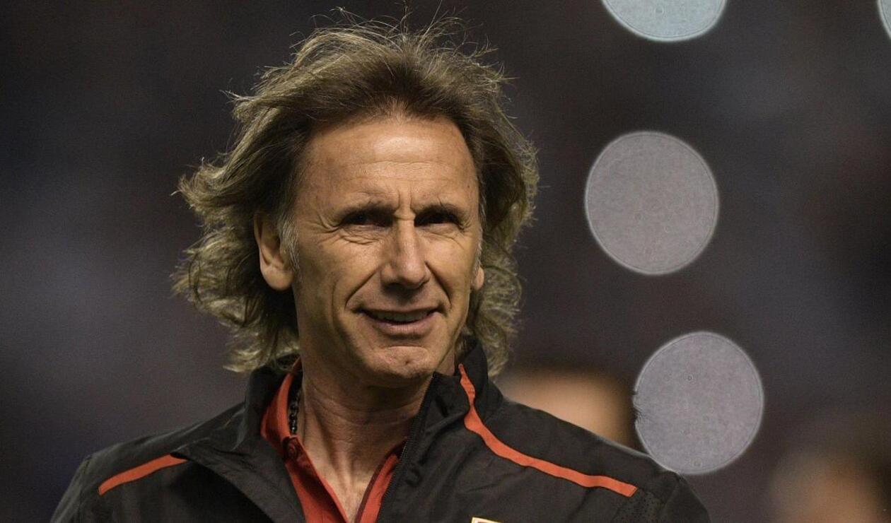 Ricardo Gareca director técnico argentino