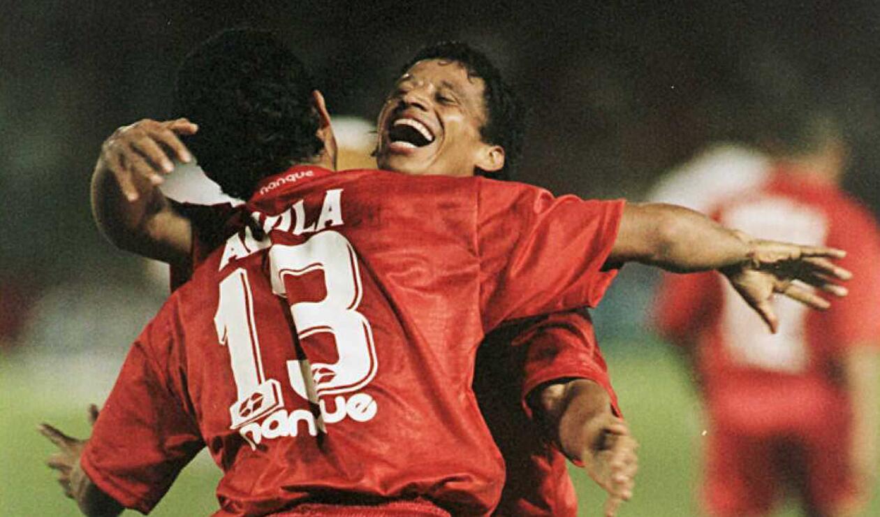 América de Cali, subcampeón de la Copa Libertadores de 1996