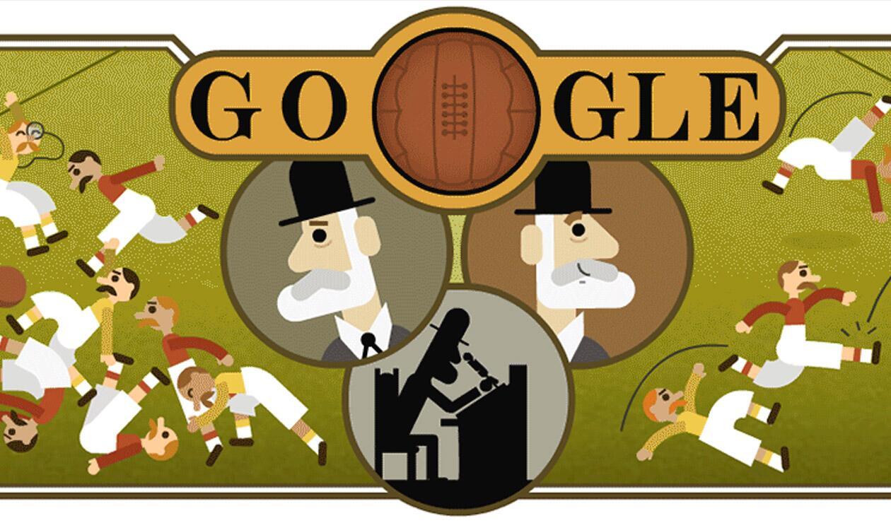 Ebenezer Cobb Morley, padre del fútbol moderno, es homenajeado por Google