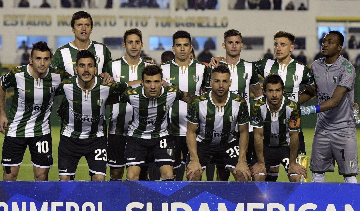 Banfield de Argentina en Copa Sudamericana