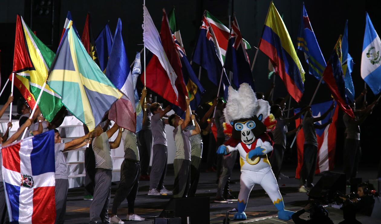 Así será la clausura de los Juegos Centroamericanos y del Caribe 2018