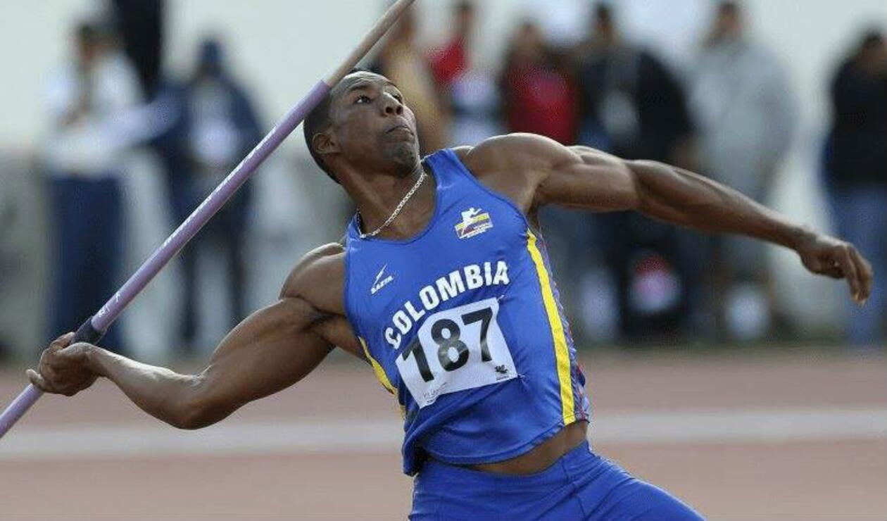 Colombia, podio en el medallero del Iberoamericano de atletismo