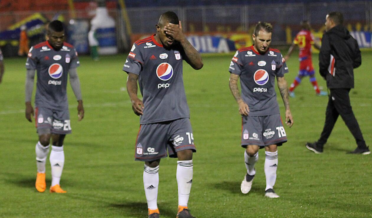 Félix Micolta, Elkin Blanco y Darío Botinelli con América de Cali en la Liga Águila 2018-II