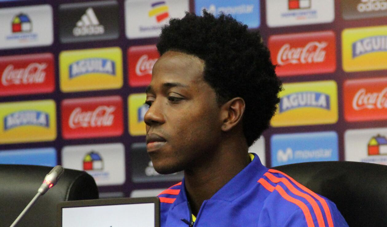 Carlos Sánchez durante su participación con Colombia en Rusia 2018