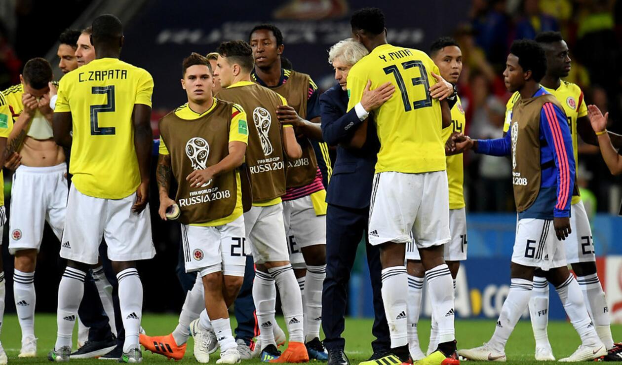 La Selección Colombia en el Mundial Rusia 2018
