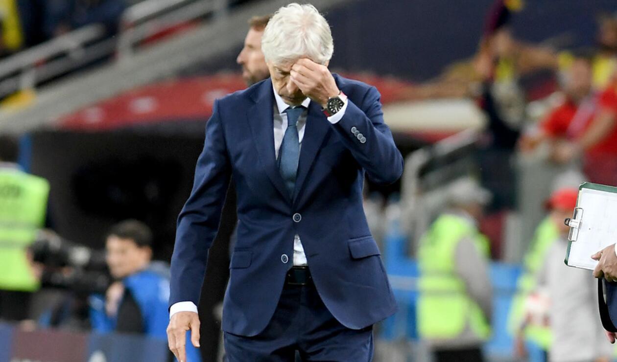 José Pékerman, en negociaciones para renovar con la Selección Colombia