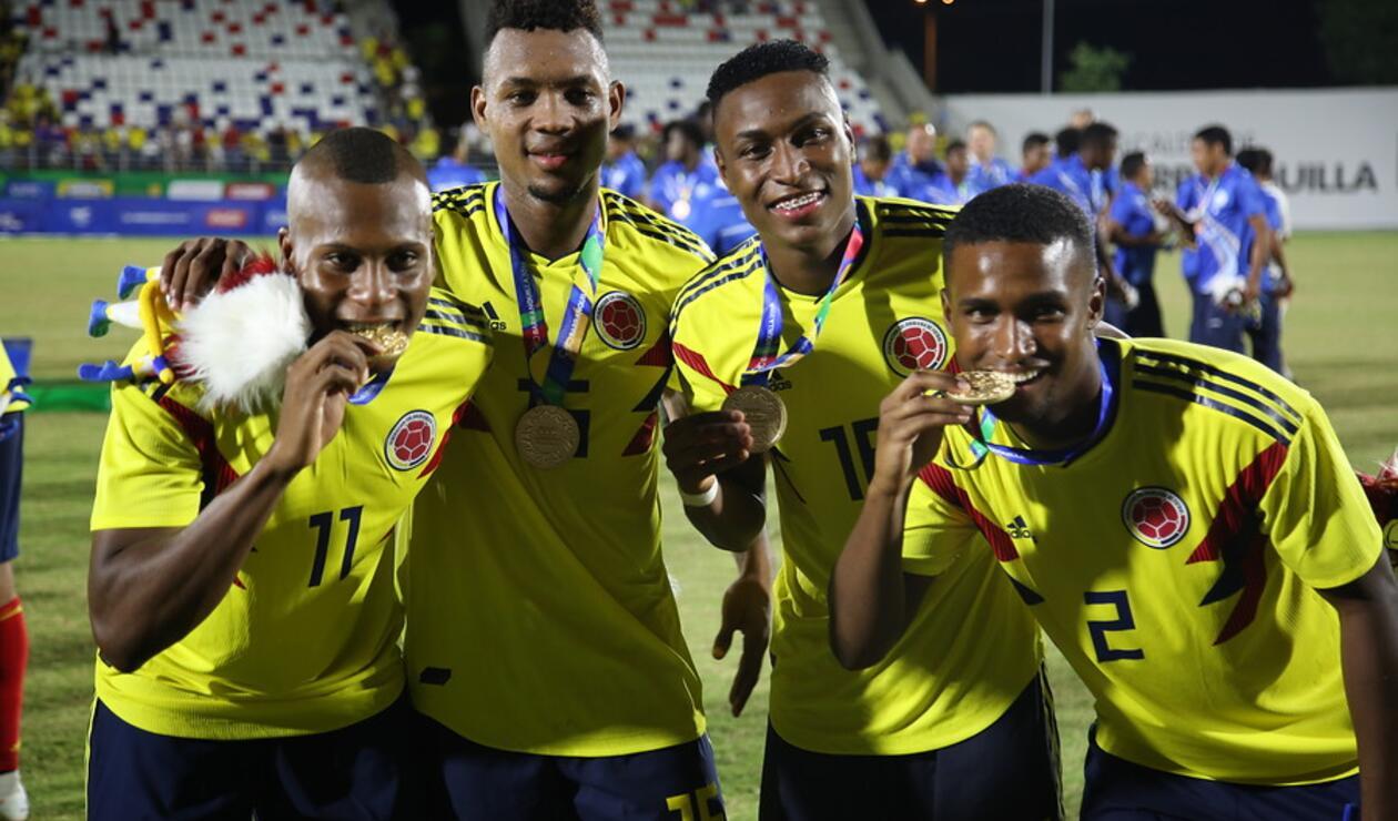 Colombia se adjudicó la medalla de oro en los Centroamericanos 2018