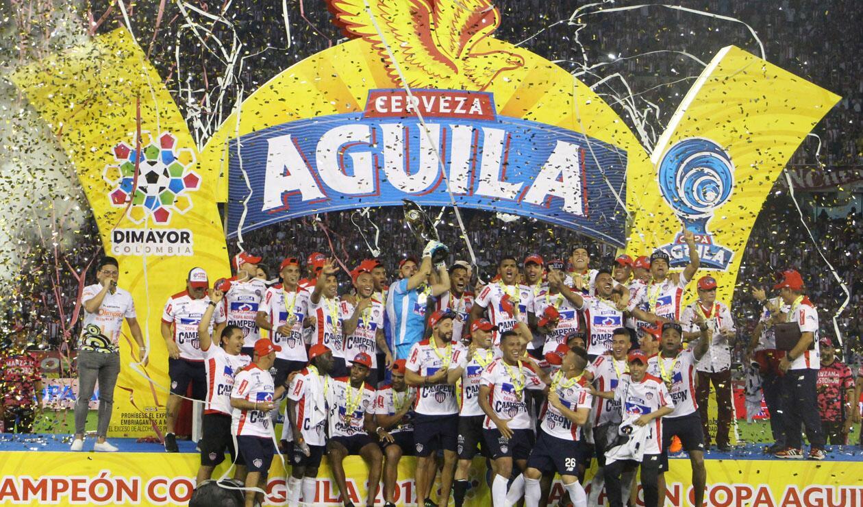 Listas las semifinales de la Copa Águila