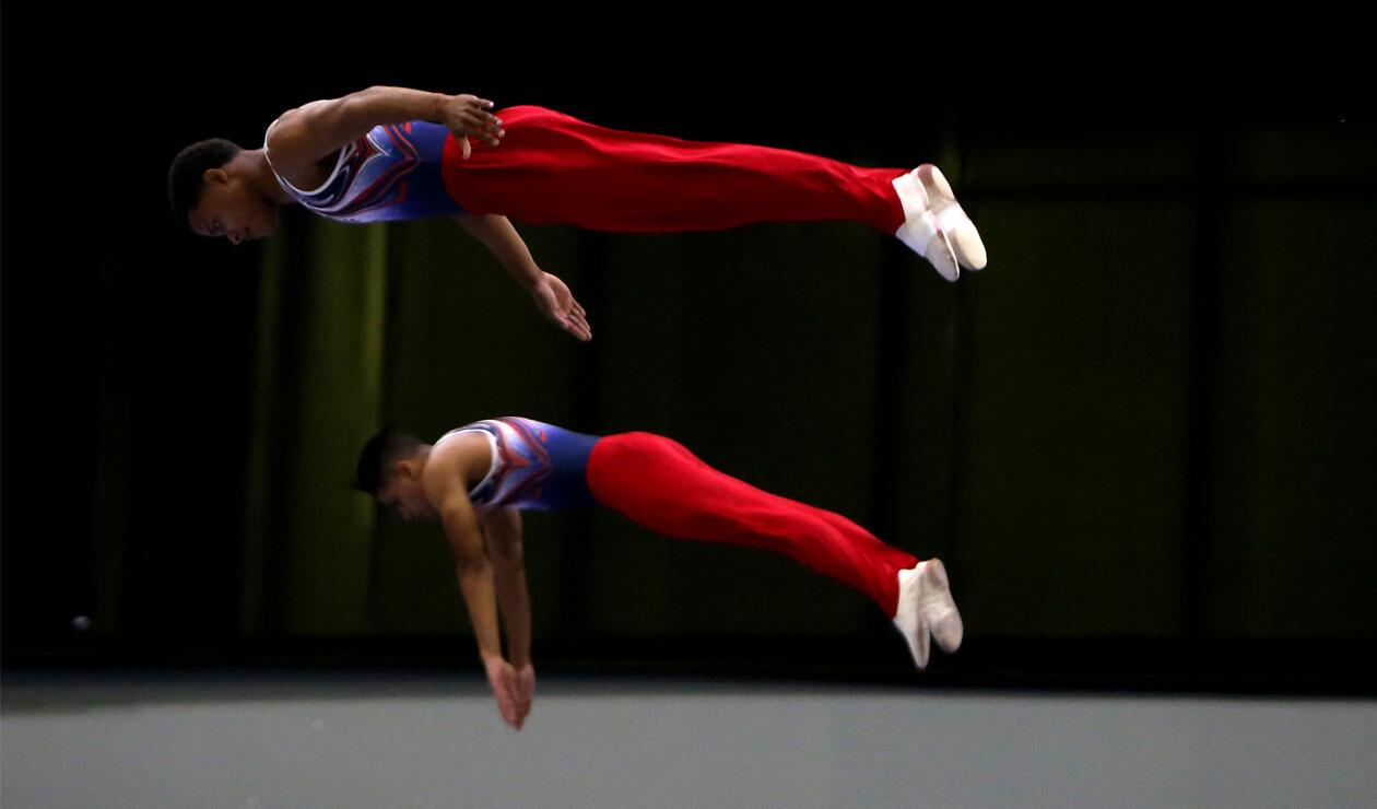 Deportista de Cuba en los Juegos Centroamericanos y del Caribe Barranquilla 2018