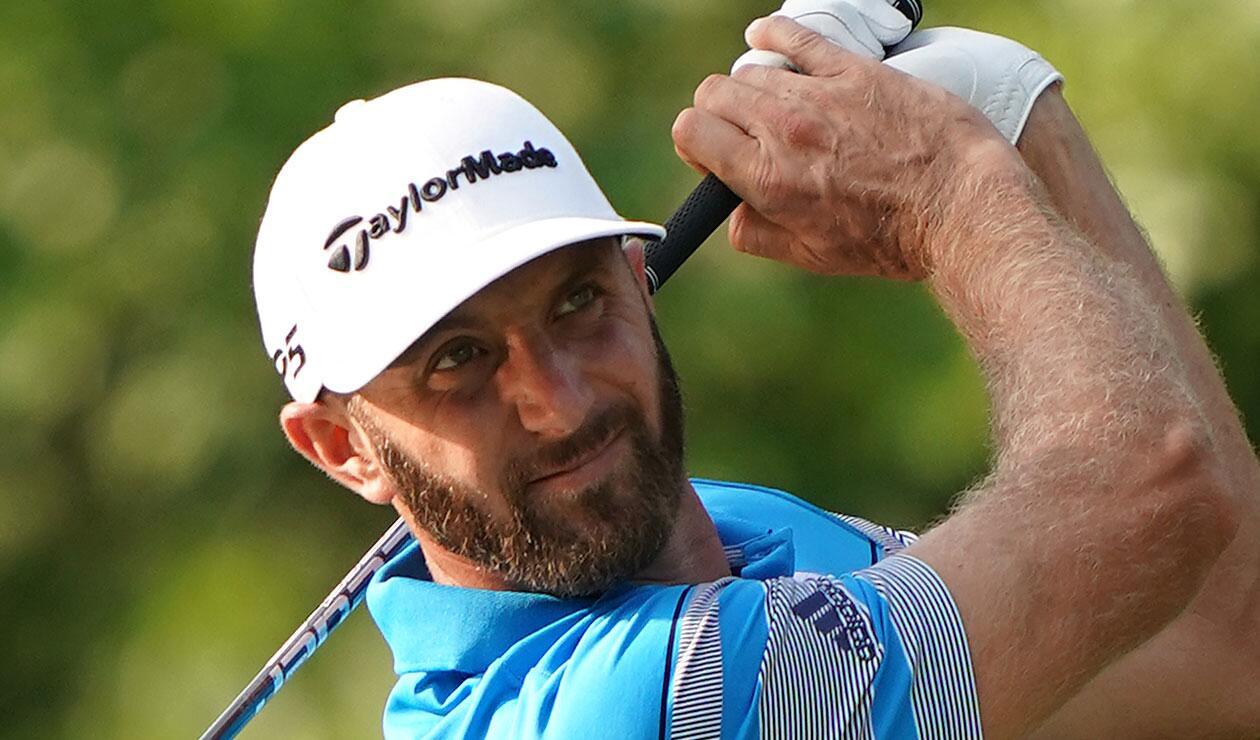 Dustin Johnson sigue al frente de la clasificación del PGA Tour