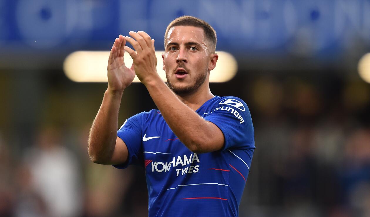Eden Hazard, jugador de Chelsea