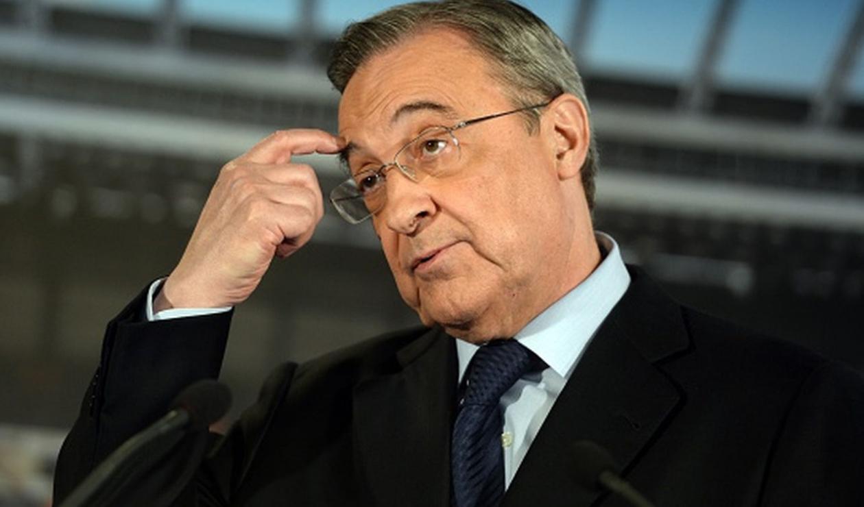 Florentino Pérez es el presidente del Real Madrid desde el 2009