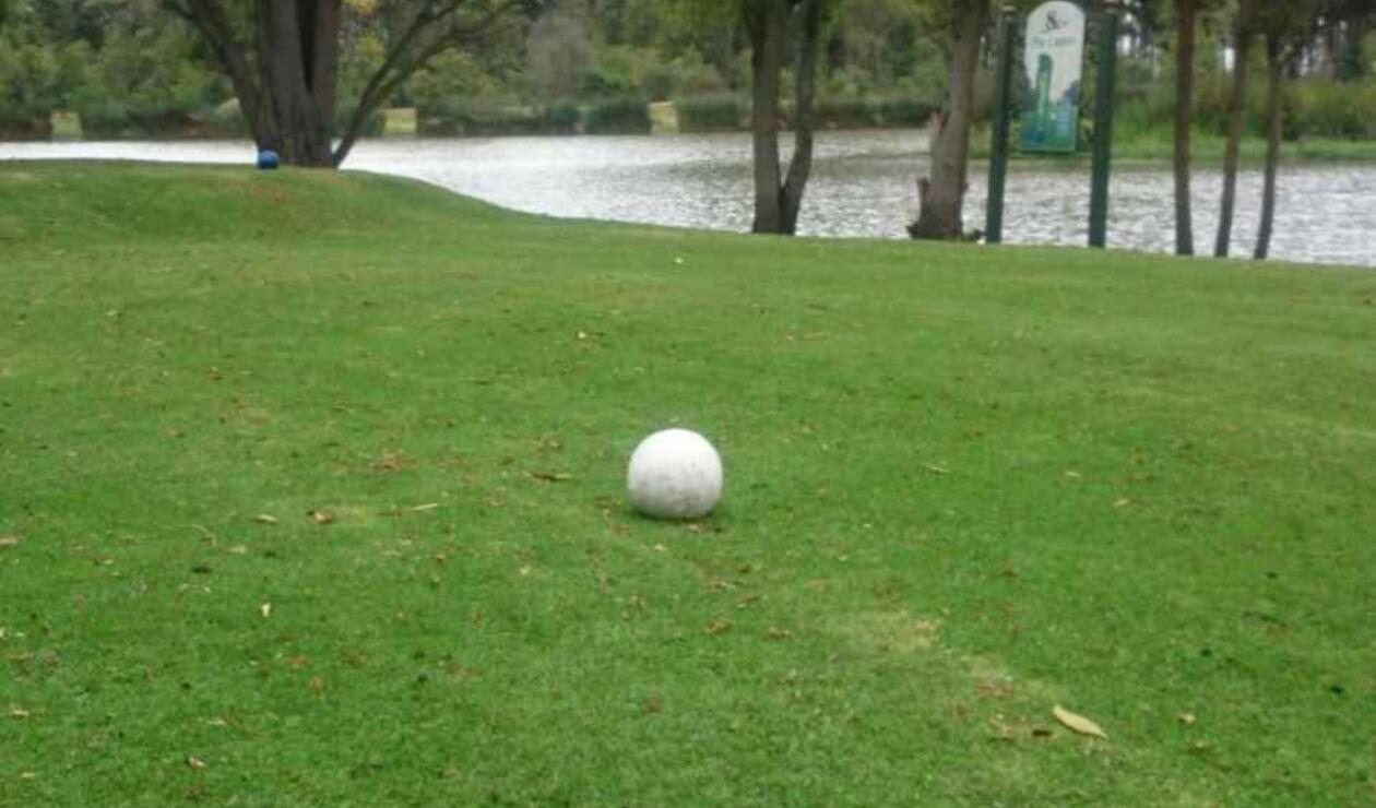 Campo público de Golf de La Florida en Bogotá