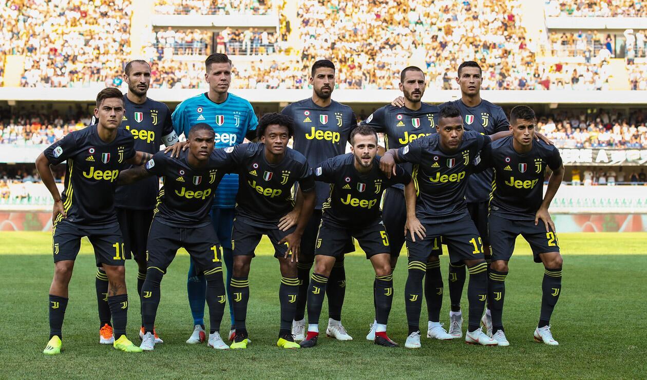 Juventus es líder del 'Calcio'
