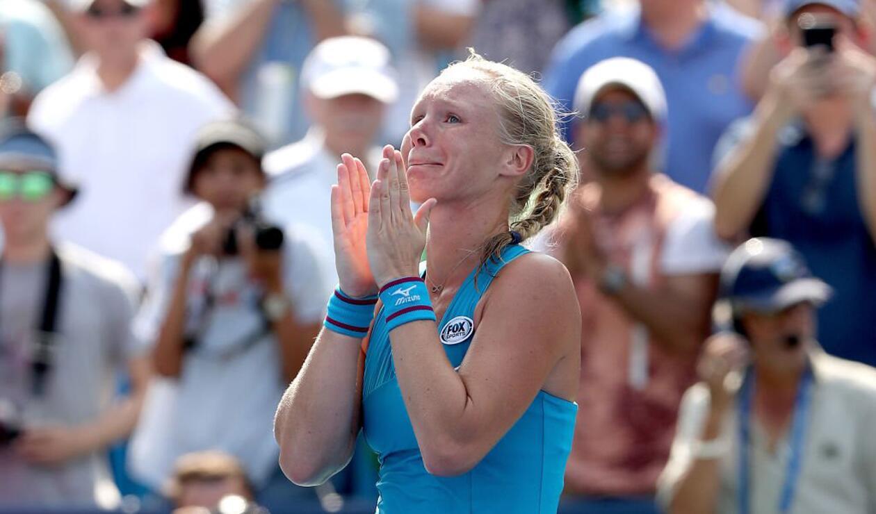 Kiki Bertens ganó el Masters 1.000 de Cincinnati