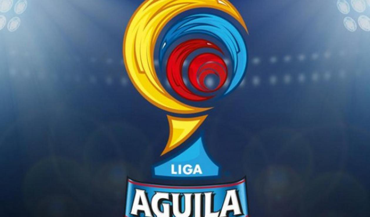 Logo Liga Águila