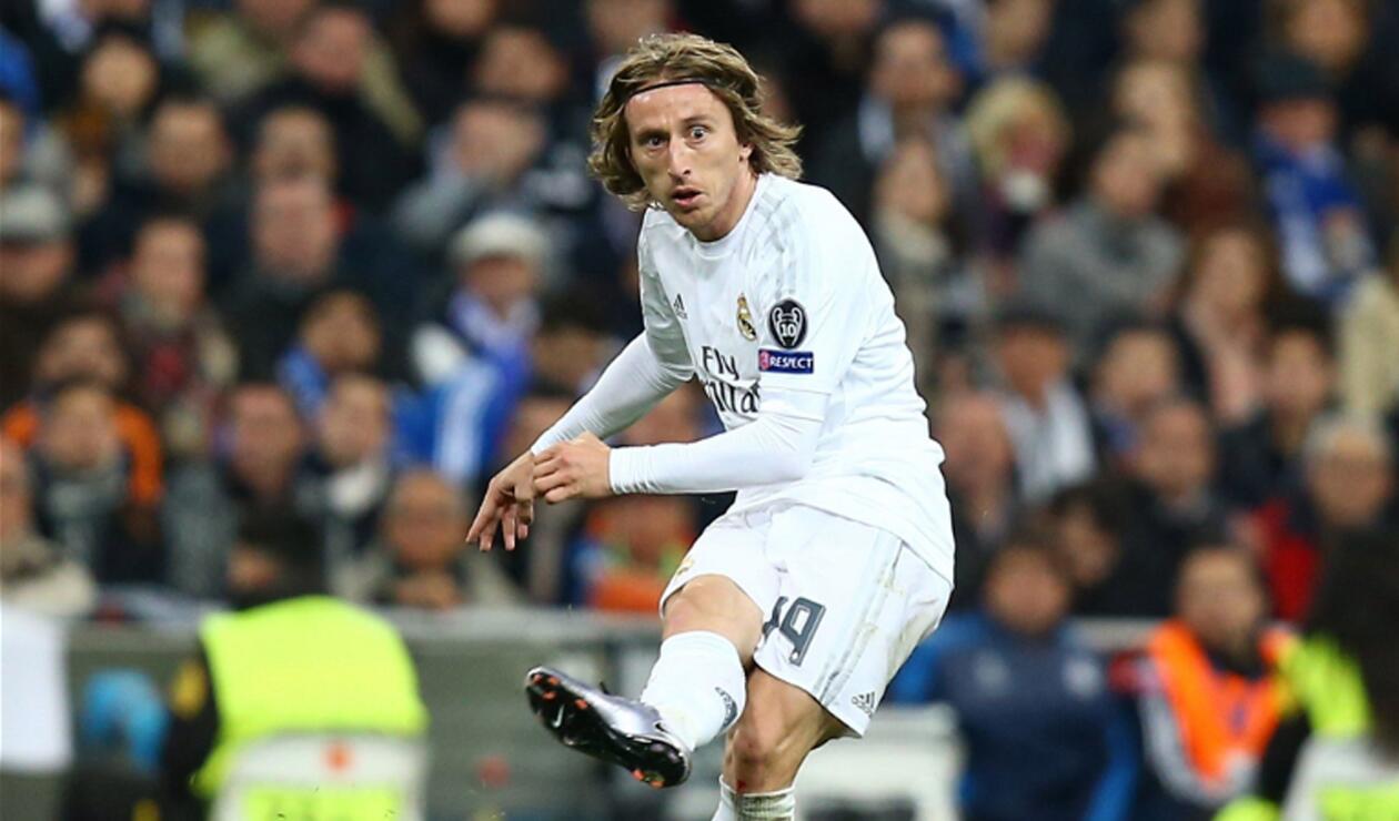 Luka Modric aún no define su futuro