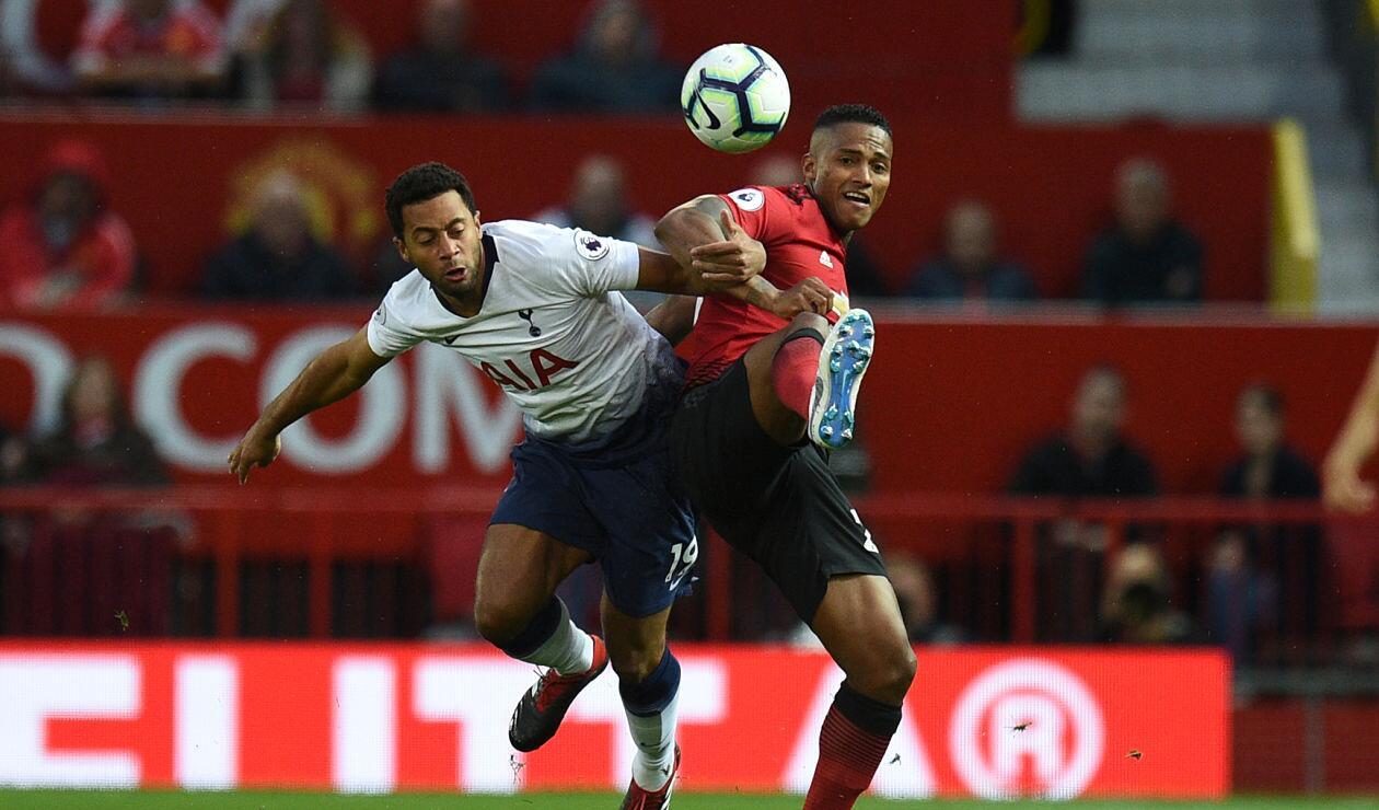 Tottenham Vs. Manchester United