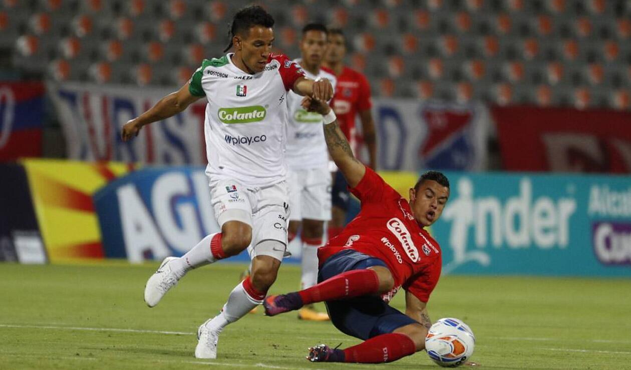 Independiente Medellín juega ante Once Caldas por la Copa Águila