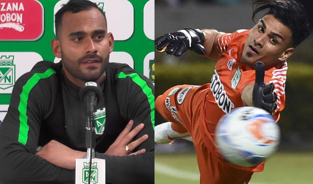 Christian Vargas y Fernando Monetti