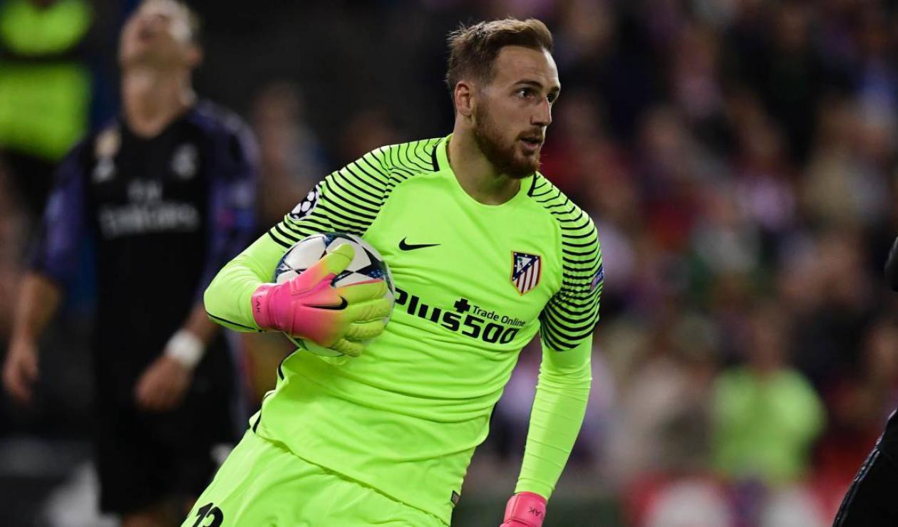 Jan Oblak aún no quiere renovar con Atlético de Madrid