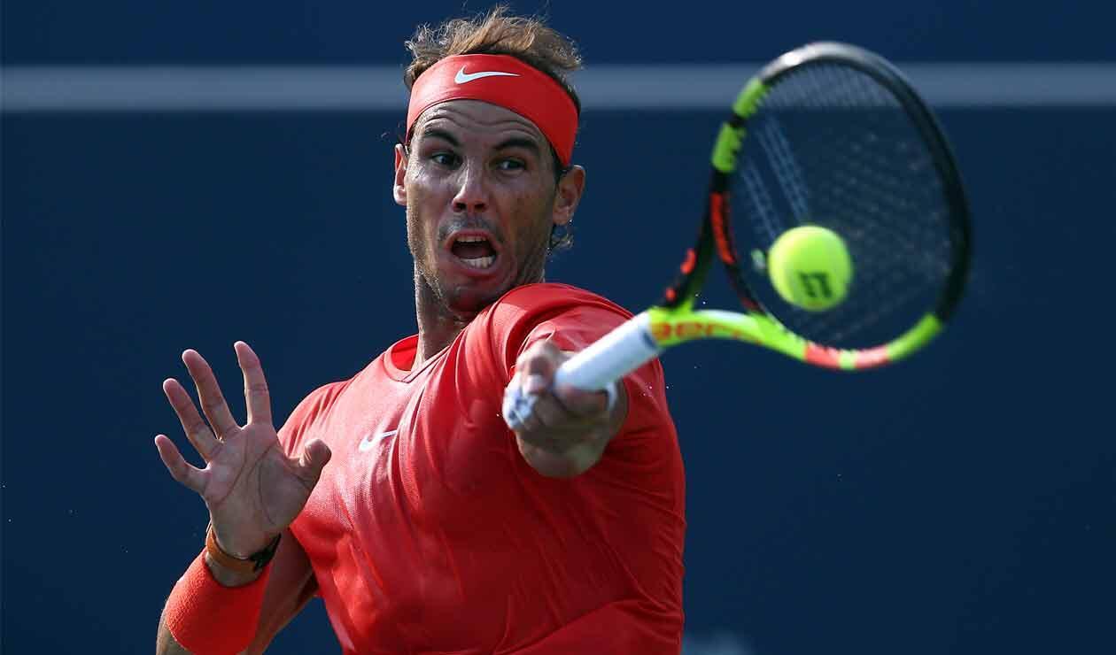 Rafael Nadal llega al US Open como el campeón de la edición 2017