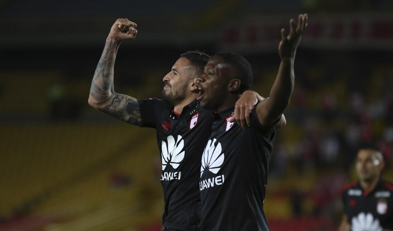 Independiente Santa Fe Vs. Envidado por Copa Águila