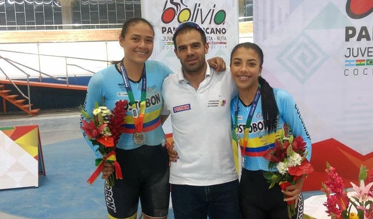 Selección Ciclismo Manzana Postobón