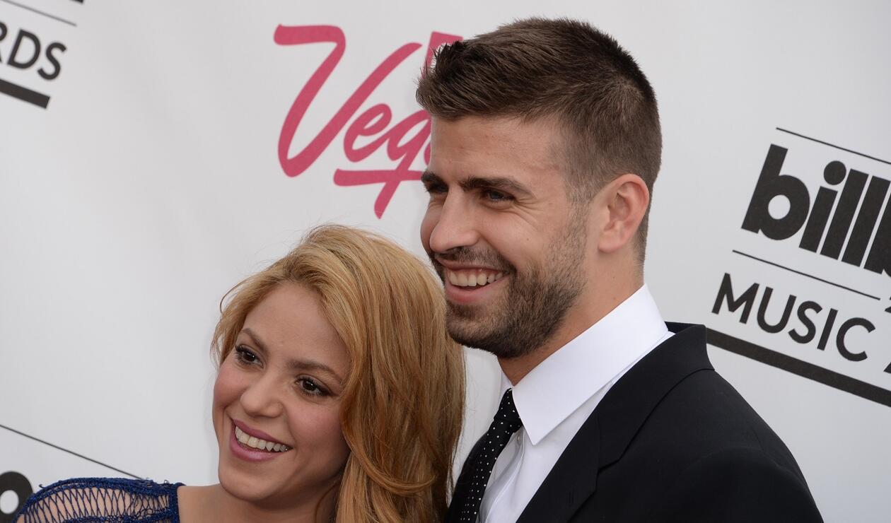 Shakira le dedica un emotivo mensaje a Piqué tras su adiós de la selección