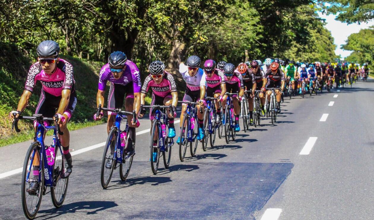 Team Manzana Postobón