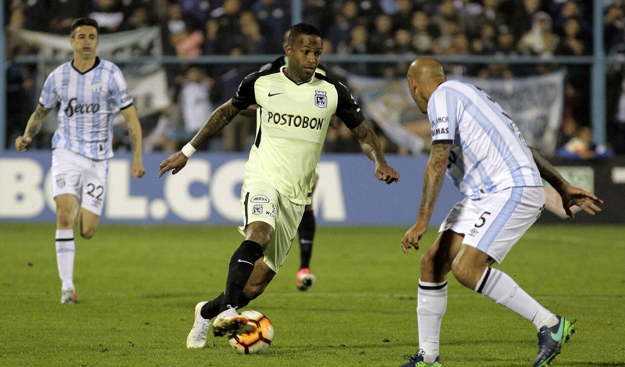 Atlético Tucumán vs Atlético Nacional en Copa Libertadores