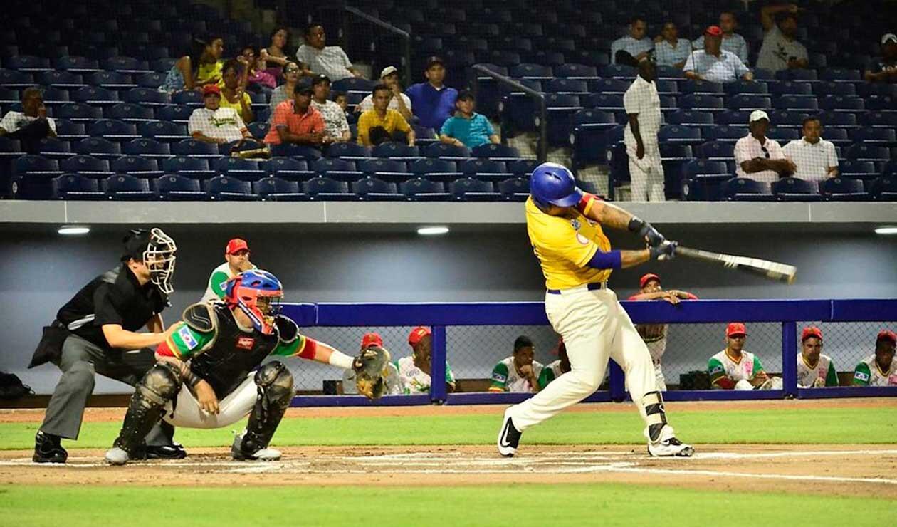 Efodiscov de Coveñas (Sucre) y Marlins (San Andrés) se caracterizó por un cerrado duelo de lanzadores