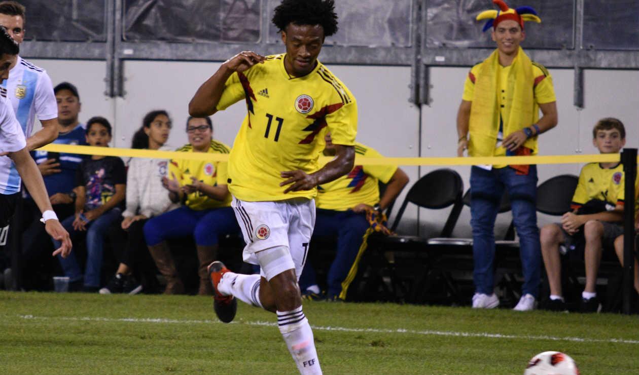 Colombia también enfrentará a Costa Rica en el mes de octubre para cerrar el 2018