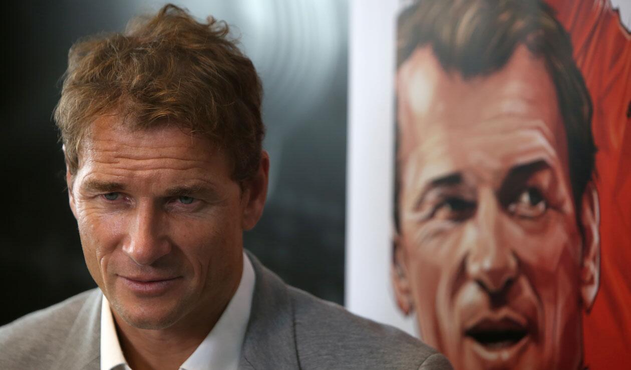 Jens Lehmann a James Rodríguez: Necesita aprender alemán