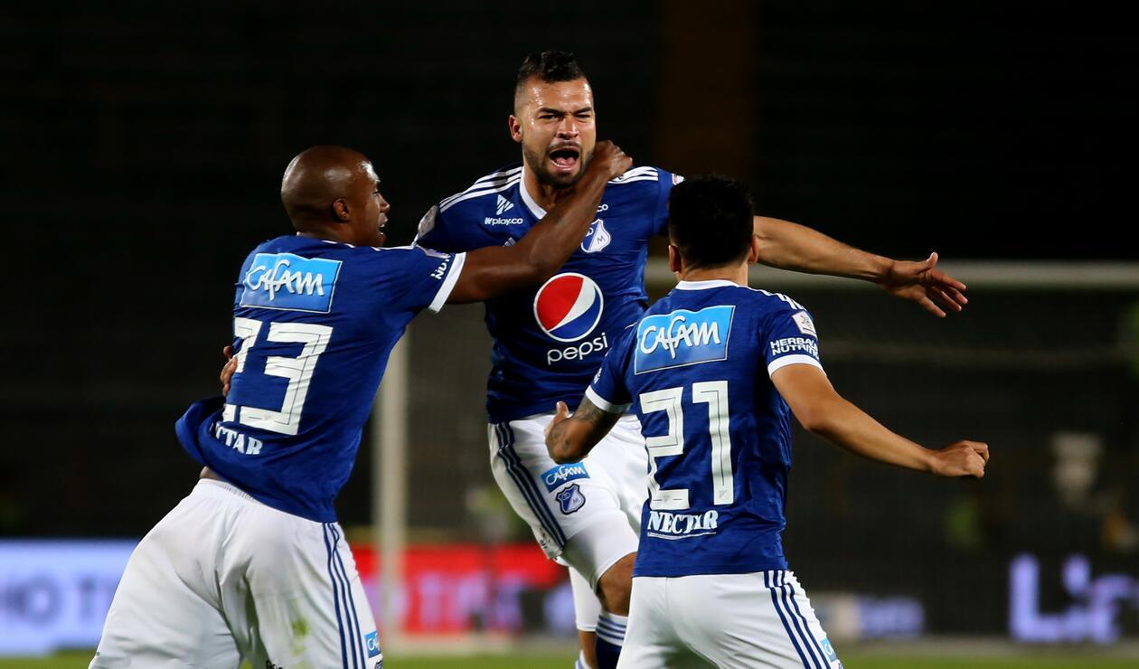 Millonarios vs Rionegro Águilas, fecha 7 de la Liga Águila