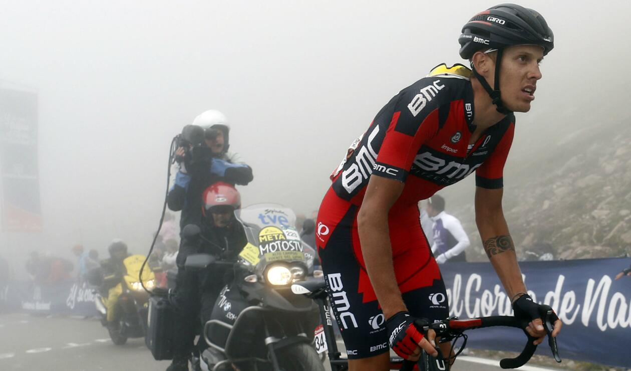 Alessandro De Marchi, ciclista italiano
