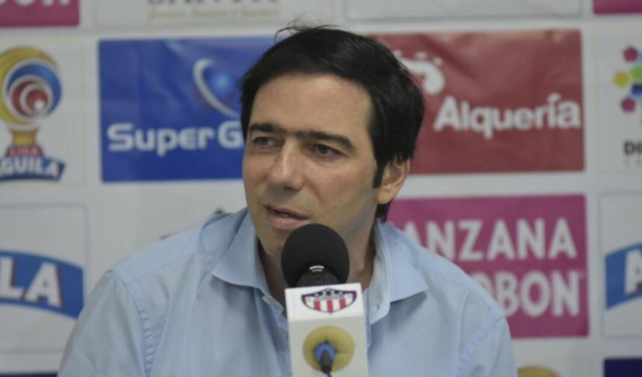 Antonio Char, presidente de Junior