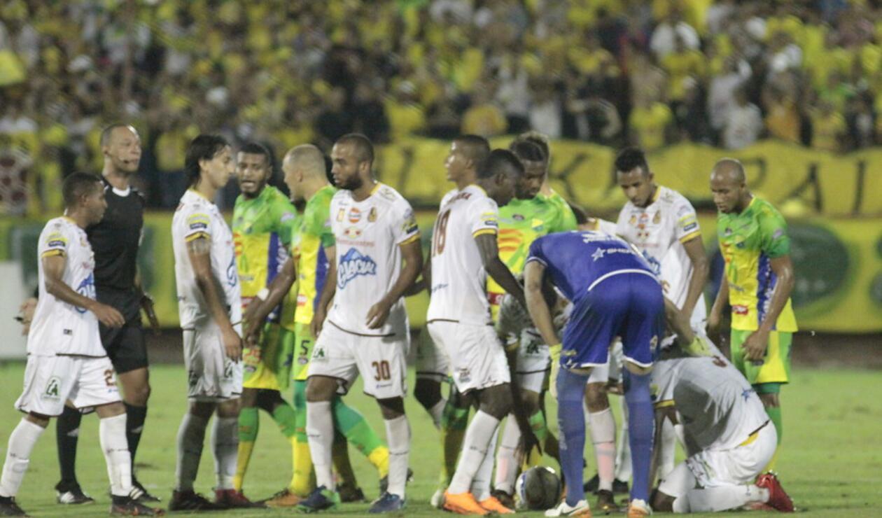 Deportes Tolima vs Atlético Huila