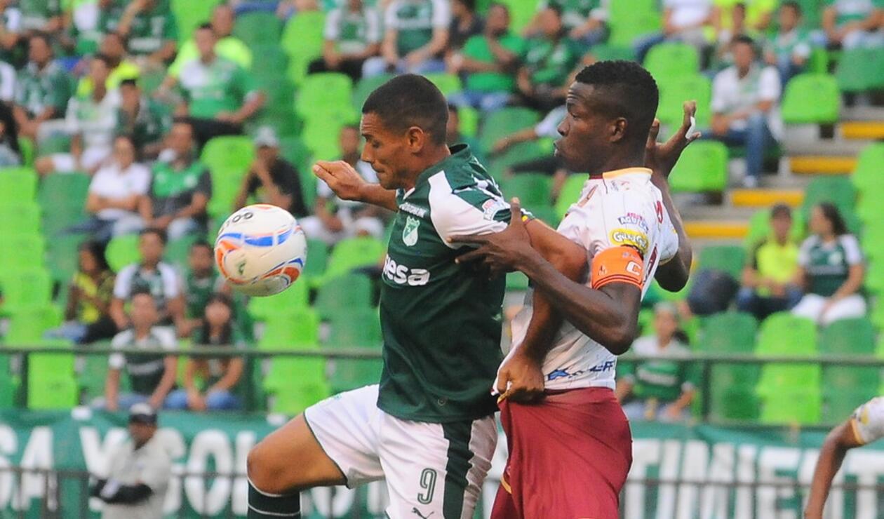 Deportivo Cali vs Tolima