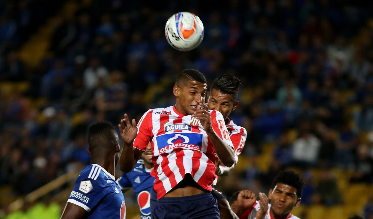 Junior Vs Millonarios, penúltimo partido de la novena fecha de la Liga Águila