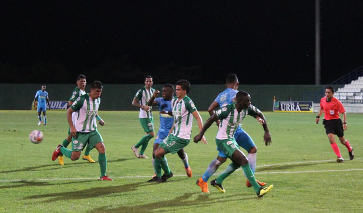Jaguares vs Atlético Nacional