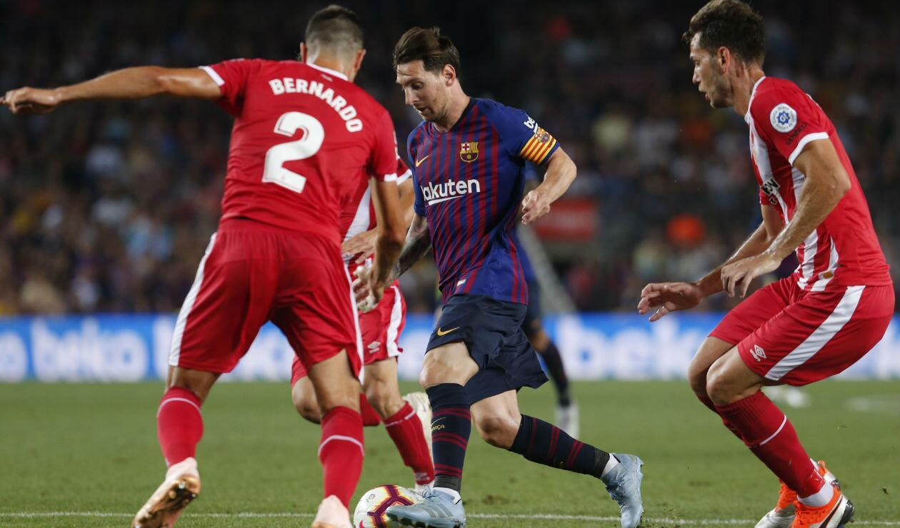 Barcelona vs Girona - Liga de España