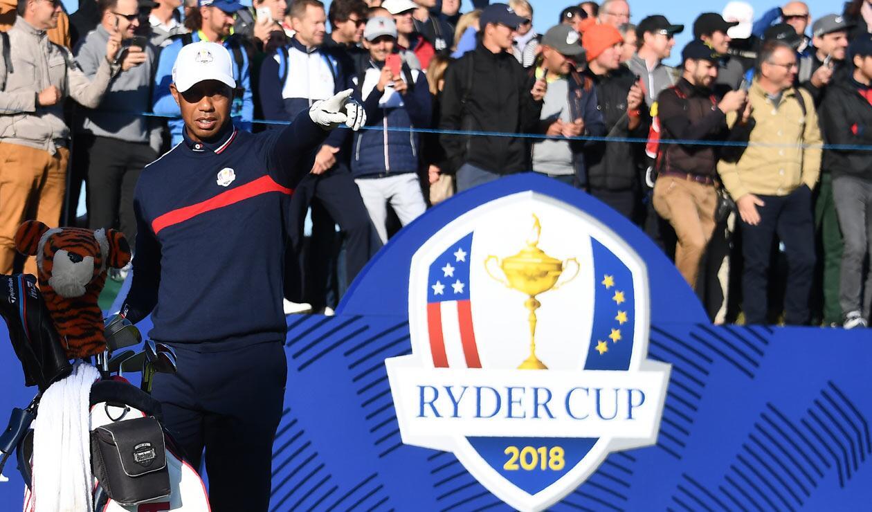 La Ryder Cup 2018 irá desde el 28 hasta el 30 de septiembre