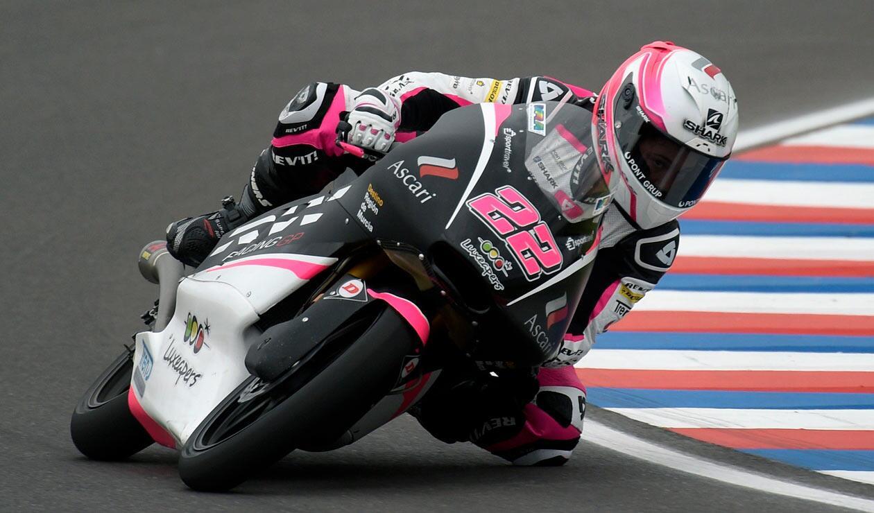 Ana Carrasco hizo historia al ganar el título del Supersport 300