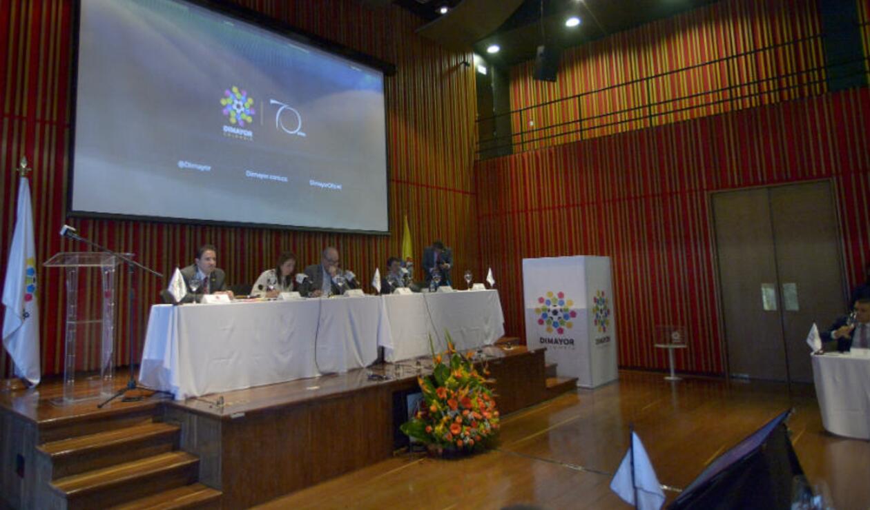 Asamblea extraordinaria de la Dimayor